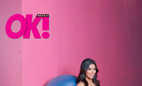 Kim Kardashian Komments on Weight, Curves, Dancing with the Stars