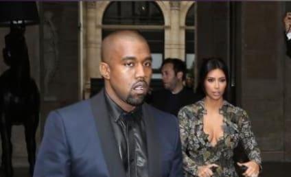 "Kanye West Wedding Speech Praises Kim Kardashian as ""The Ideal Celebrity"""