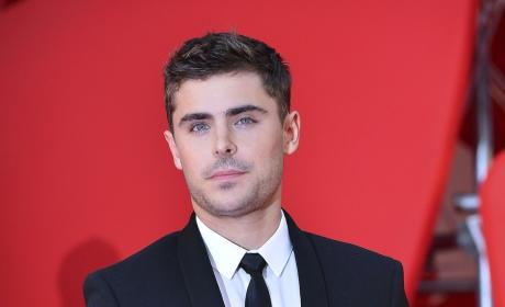 Zac Efron in Italy