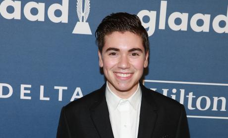 Noah Galvin: 27th Annual GLAAD Media Awards