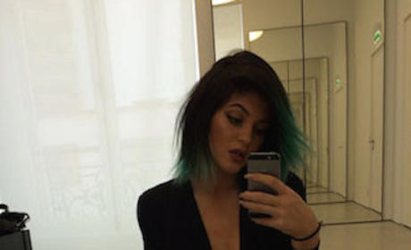 Kylie Jenner Wears No Pants, Flashes MAJOR Cleavage: View, Scoff Now!