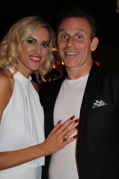 Kristen and John Taekman Picture