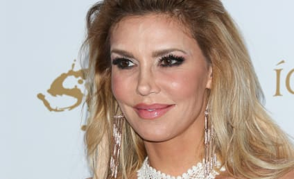 Brandi Glanville Posts VERY NSFW Thong Photo on Instagram!