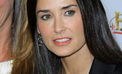Demi Moore Spotted Partying, Flirting Days Prior to Hospitalization