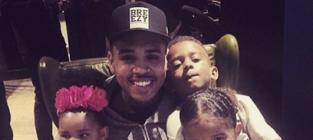 "Chris Brown, Nephew Sing ""Loyal"""