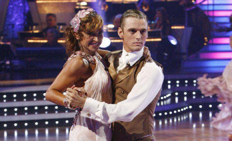 Aaron Carter Cut from Dancing with the Stars