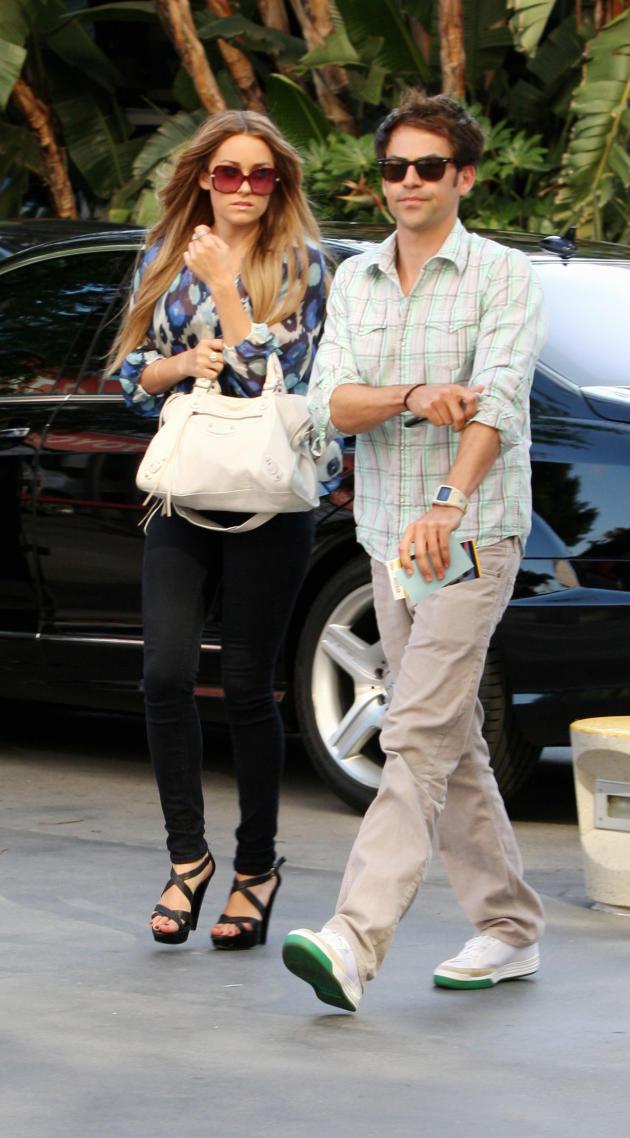 Lauren Conrad and New Boyfriend?