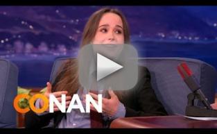 Ellen Page Talks Justin Bieber Dreams