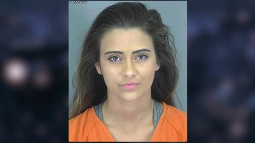 Madison Cox, Teen Beauty Queen, Taunts Critics After Arrest