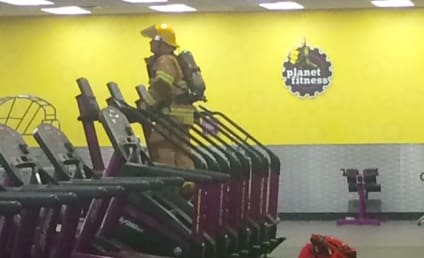 Firefighter Ascends Stairmaster in Full Uniform, Pays Tribute on 9/11