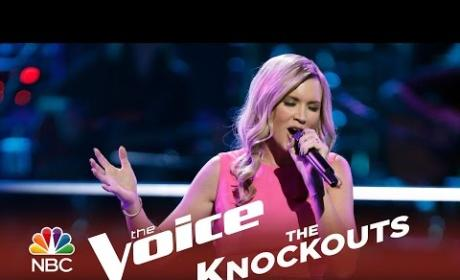 Beth Spangler - Too Little Too Late (The Voice Knockouts)