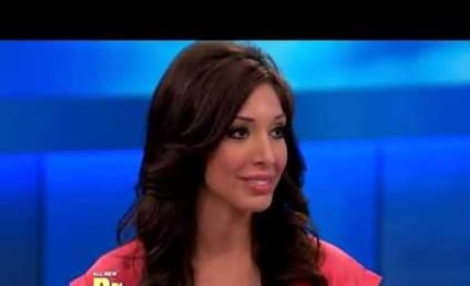Farrah Abraham Talks Butt Implants, Lip Injection Disaster on The Doctors
