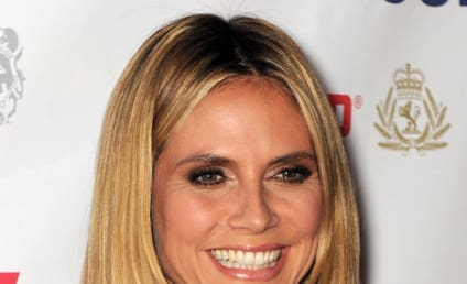 Celebrity Hair Affair: Heidi Klum