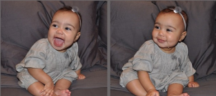 46 Totally Adorable North West Photos