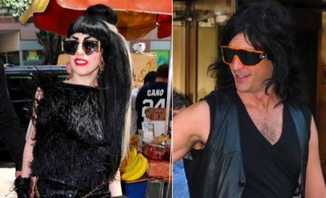 Lady Gaga Denies Breakup with Boyfriend Speedy