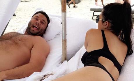 Kourtney Kardashian Butt