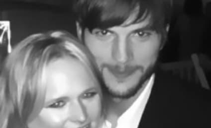 Miranda Lambert Makes Up with Ashton Kutcher