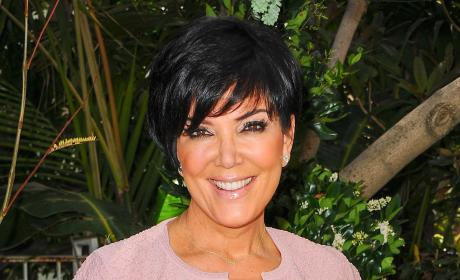 Kris Jenner Red Carpet Pic