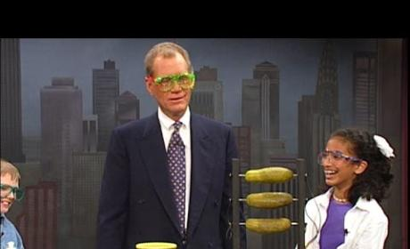 The Best of David Letterman and Kids