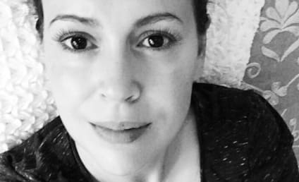 Alyssa Milano Compares Breastfeeding Selfies to Nude Kim Kardashian Pics, Questions Society