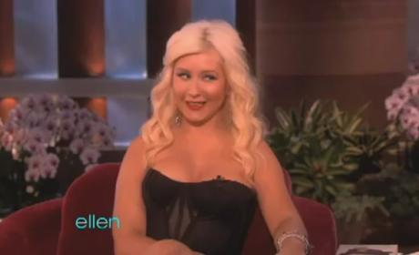 Christina Aguilera on National Anthem Debacle: Caught Up in the Moment!