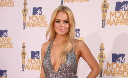 Lindsay Lohan Nude For 6126 Handbags: Coming Soon, Possibly With Ankle Monitor!