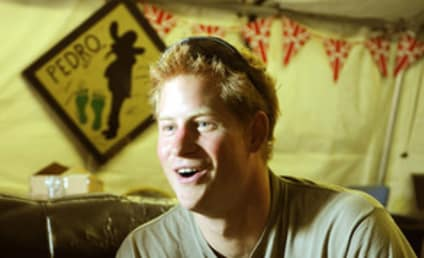 "Prince Harry Likens War to Video Games, Accused of Having ""Mental Problems"" By Taliban"