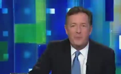 Piers Morgan Signs Off from CNN, Makes Final Gun Control Plea