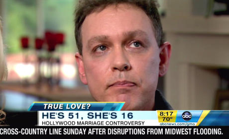 Krista Stodden on Doug Hutchison: Not Creepy!