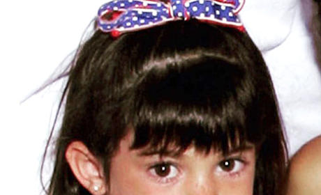 Very Young Kylie Jenner