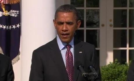 President Obama on Trayvon Martin Case: If I Had A Son, He'd Look Like Trayvon