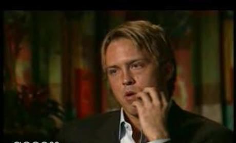 Larry Birkhead on Access Hollywood