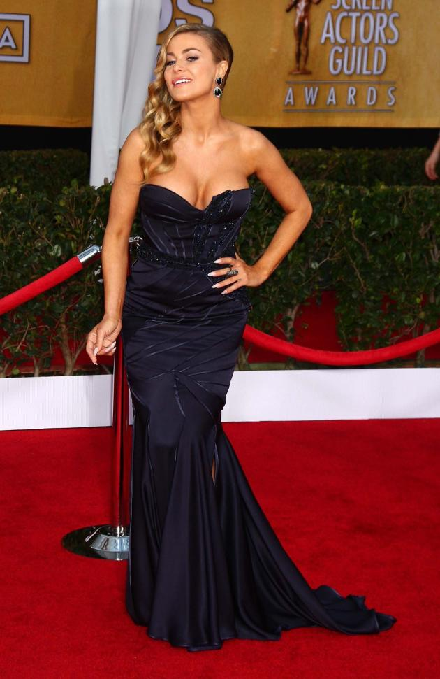 Carmen Electra at the SAG Awards