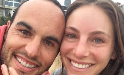 Landon Donovan: Engaged to Hannah Bartell!