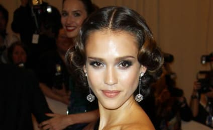 Jessica Alba Takes on TMZ