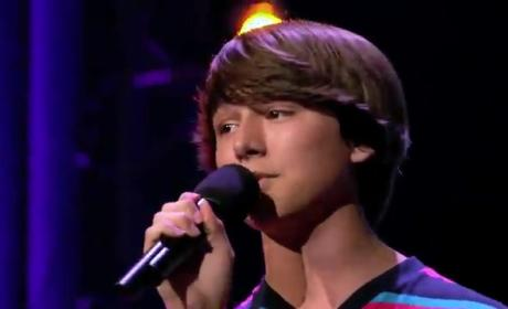 Stone Martin, 14-Year Old X Factor Contestant, Impresses with One Direction Cover