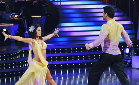 DWTS Recap: The (Perfect) Return of Melissa Rycroft!