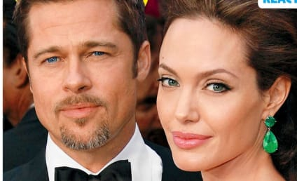 "Angelina Jolie: Out to ""Destroy"" Brad Pitt?"