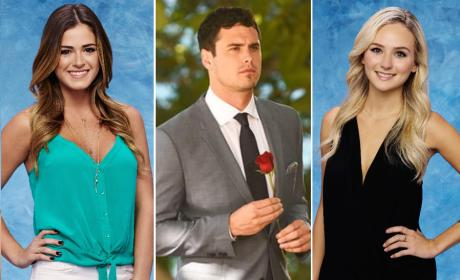 The Bachelor Finale Recap: Ben Higgins ENGAGED to ...