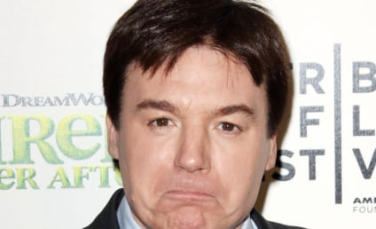Mike Myers and Kelly Tisdale: Married!