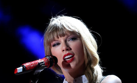 "Taylor Swift Fan Arrested at Concert, Believes Singer is ""With Satan"""
