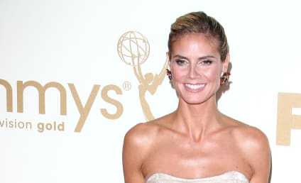 Emmy Awards Fashion Face-Off: Heidi Klum vs. Kyle Richards