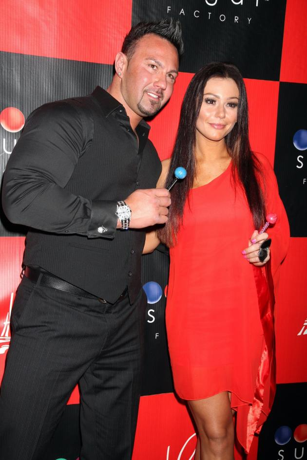 Roger Mathews and JWOWW
