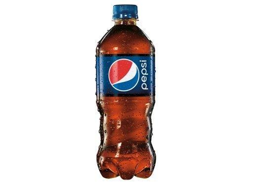 New Pepsi Bottle