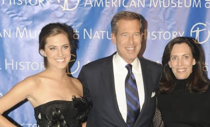 Allison Williams Talks Brian Williams Scandal: We Want Him Back on TV!