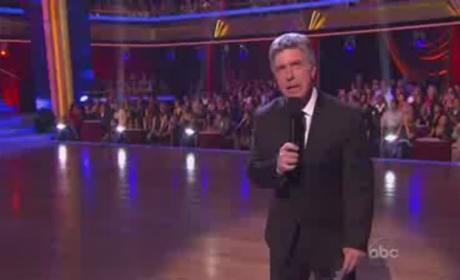 Chaz Bono Dancing With the Stars Debut: Light on Talent, Heavy on Personality (Video)