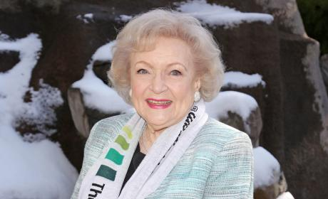 Betty White: Very Much Alive!