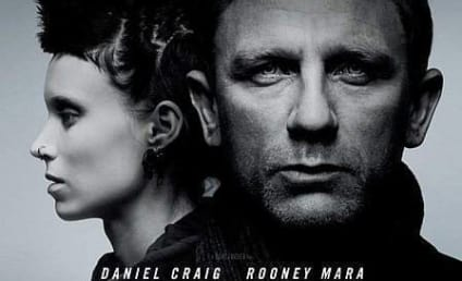 The Girl With the Dragon Tattoo: New Poster Released!