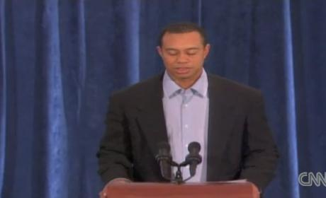 Tiger Woods Apology Speech: Full Video