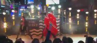 Macklemore & Ryan Lewis New Year's Eve Performance